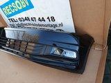 VW Touran 5T Voorbumper bumper 4XPDC Origineel Zwart LC9X_