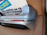 Tiguan R-Line Achterbumper Bumper 4xPDC tungsten Silver LB7W_