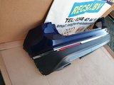 Tiguan Achterbumper Bumper Atlantic Blue Metallic LC5B_