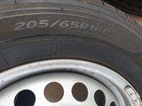 VWTransporter T5 T6 velg banden Zomerset 205/65/16107/105T7H0601027D_