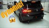 Golf 7 Facelift GTI GTD Achterlichten LED Dynamische NIEUW _