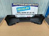 VW Golf 6 Achterbumper uni zwart 5K6807421_