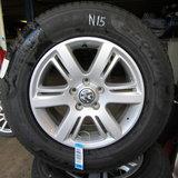 Amarok Aldo Velgen Pirelli Winterbanden 245/65/17 2H601025J_