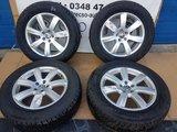 Orginele VW Phaeton Velgen en Banden 245/60R18 3D0601025AM_
