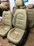 audi A4 8k Variant interieur set stoelen leer_