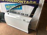 VW Passat B8  2015 Portier Links Voor deur Wit LC9A_
