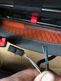 VW Touran 1T0 interieur set stoelen _