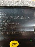 Audi A6 4G dashboardlijst met luchtrooster 4G1820951_