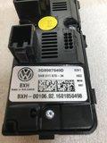 Passat Touran Clima Control Achterbank Climatronic 3G0907049D_