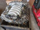 Audi S6 S8 v10 Motorblok Voor onderdelen BSM-BXA_