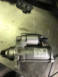 VW Polo 2G startmotor 1.0 TSI 02M911024Q