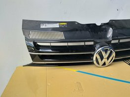 orgineel VW Transporter T5 GP Grill Met Chrome Lijst 7E5853651D