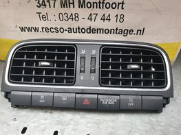 Polo 6R 6C Luchtrooster Dashboard 6RF819728A