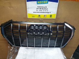Audi Q3 nieuw voor Grill orgineel Chrome 83A853651B