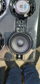 Audi A4 A5 A6 A7 A8 Q3 Q7 luitsprekerbox tweeter 4M0035454C