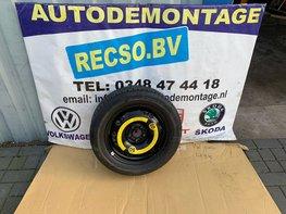 Polo 6r Ibiza 6j reservewiel reserve wiel 15 inch 6R0601027D L
