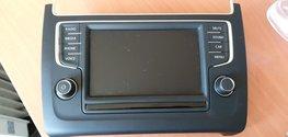 Radiobedienings panelen 6C0919603B