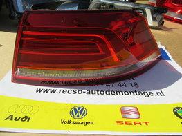 Achterlicht Passat B8 Rechts LED 3G5945096A