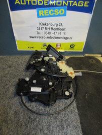 Caddy Schuifdeur deur slot Slotmechaniek 2K0843654AQ 2K0843654N
