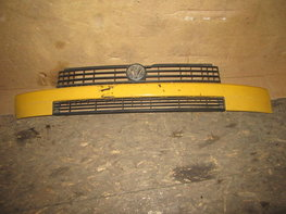 Grill VW Transporter T4 front geel