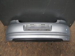achterbumper VW Polo 6R Bluemotion 2011 bumper LA7W krasje