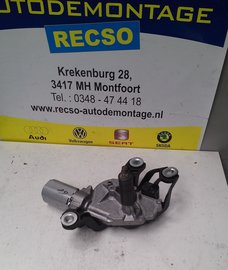 VW polo 6R 6C Achter Ruitenwissermotor 5K6955711B 0390201216