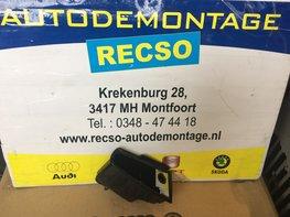 VW Golf / Jetta asbak achter titanium zwart 1K4 857 309