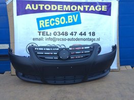 Orginele VW Fox voorbumper bumper Nieuw 5CZ807221 5Z0807217