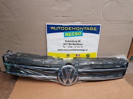 VW Touareg 7P Grill compleet Nieuw 7P6853651A D