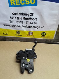 VAG VW Audi Slot Mechaniek kofferdeksel 4f5827505b 4f5827505d