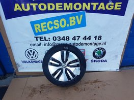 Orginele E Golf 7 GTE Velg en Band 205/55R16 94H 5GE601025