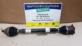 VW Sharan 7N Seat  Alhambra Aandrijfas Rechts 7N0407764R RX