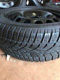 Golf 7 Audi A3 Dunlop Winterset winter 205/55/16 8P0601027