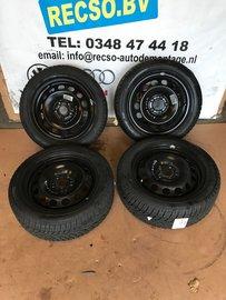 Golf 7 Audi A3 Dunlop Winterset winter 205/55/16 5Q0601027Q