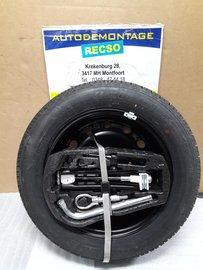 Polo 6r Ibiza 6j reservewiel reserve wiel 15 inch met krik set 6R0601027E