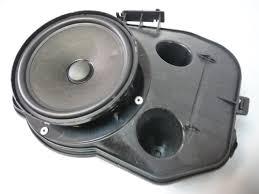 Paneel met luidspreker linksachter Volkswagen Beetle 5C Cabr