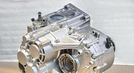 Scirocco R versnellingsbak LMN 2.0 TSI 206KW 02Q300046J  6.Gang MQ350