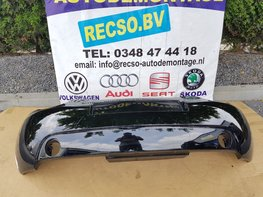Beetle achterbumper bumper Zwart L041 1C0807421H
