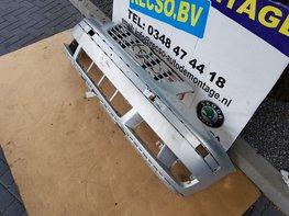 VW Sharan 2002 7M Voorbumper bumper Zilver Grijs