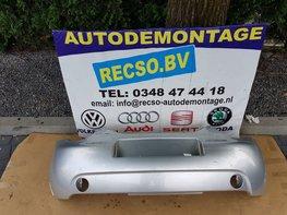 Beetle achterbumper bumper Zilver Grijs 1C0807421H