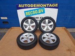 VW Golf 5 6 7 Dover Velgen zomerset Michelin 205/55/16 5G0601025BP