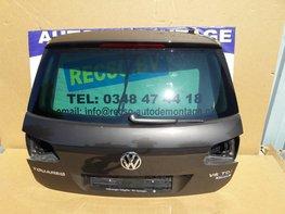 VW Touareg achterklep koffer deksel bruin Metallic LB8R