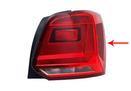 Polo 6C achterlicht rechts Nieuw  Smoke 6C0945096H