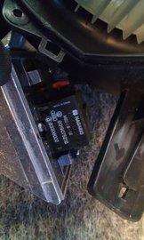 Aanjager kachelmotor POLO 6Q181915J 6R1819015 6Q01907521B