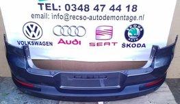 Achterbumper Bumper Nieuw VW Tiguan  PDC Inpark LD7R