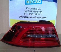 Achterlicht Passat B8 Sedan Links LED 3G5945207