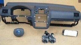 airbagset Jetta Golf 5 airbag airbags compleet set 3 deurs