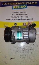 Aircopomp Airco compressor 7H0820803F Caddy Transporter T5