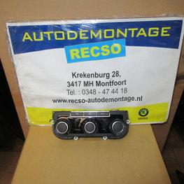 VAG Bedieningspaneel Climatronic verwarming airco 7N0907426AM