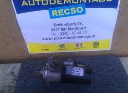 Gebruikt Startmotor 02E911024A T5 Transporter 2.0TDi CFF CFG